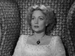 Rita (Ann Sothern) az Egy levél három asszonynak (A Letter to Three Wives. J. L. Mankiewicz, 1949) című filmben