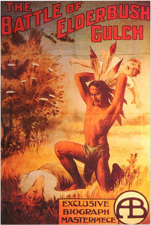 Elderbush - Poster