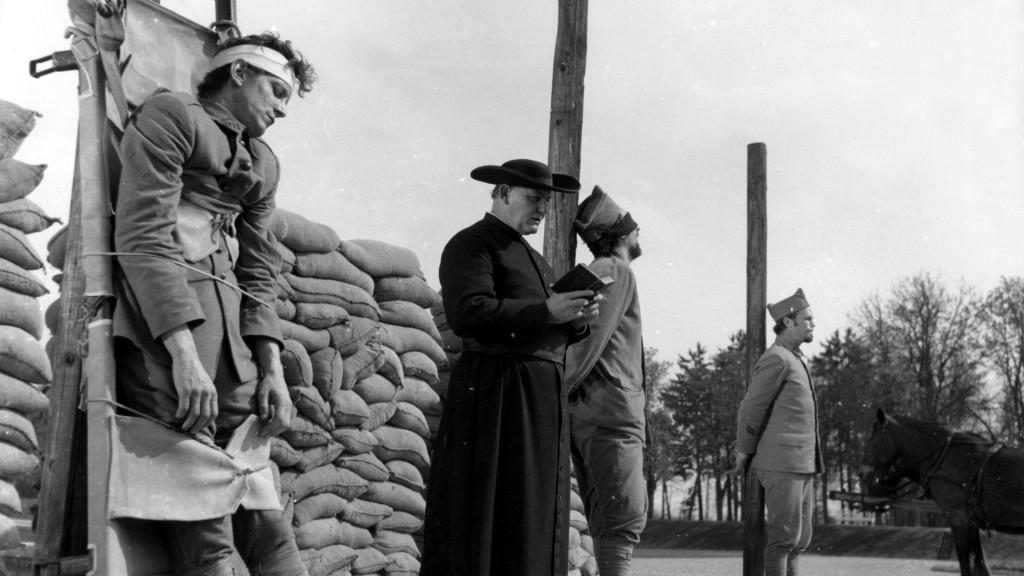 A dicsőség ösvényei (Paths of Glory. Stanley Kubrick, 1957)