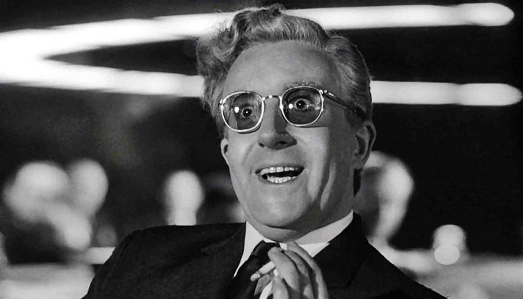 Dr. Strangelove, avagy rájöttem, hogy nem kell félni a bombától, meg is lehet szeretni (Dr. Strangelove or: How I Learned to Stop Worrying and Love the Bomb. Stanley Kubrick, 1964)