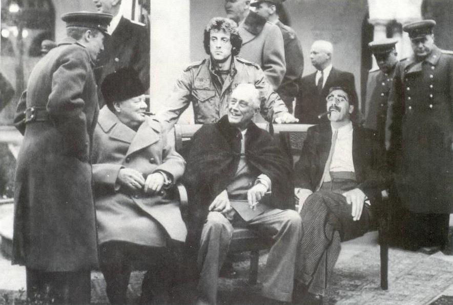 Yalta Conference (Paul Higdon, 1990)