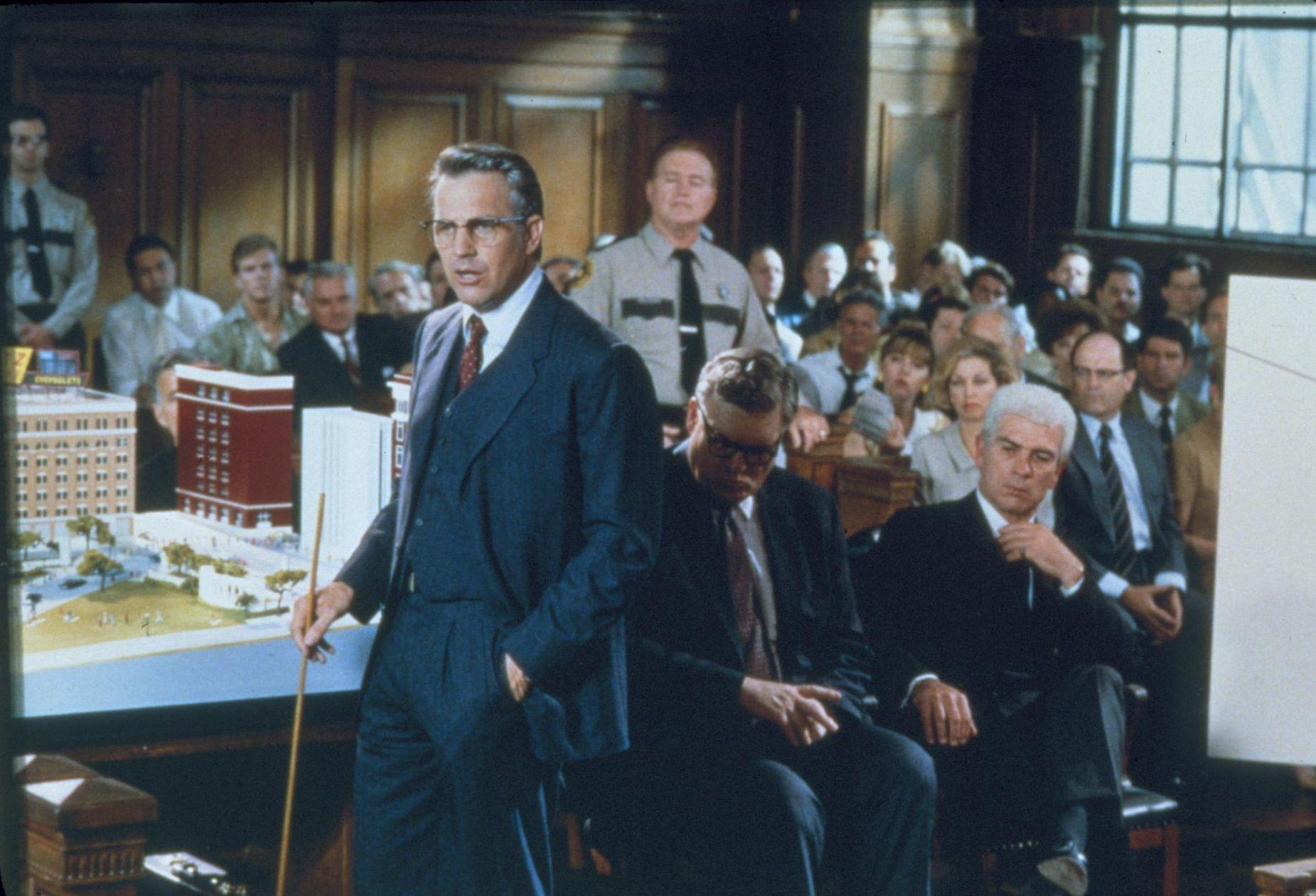 JFK - A nyitott dosszié (Oliver Stone, 1991)