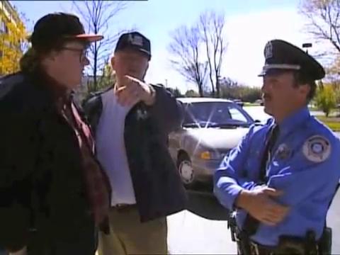 <em>Hű, de nagy!</em> (The Big One. Michael Moore, 1997)