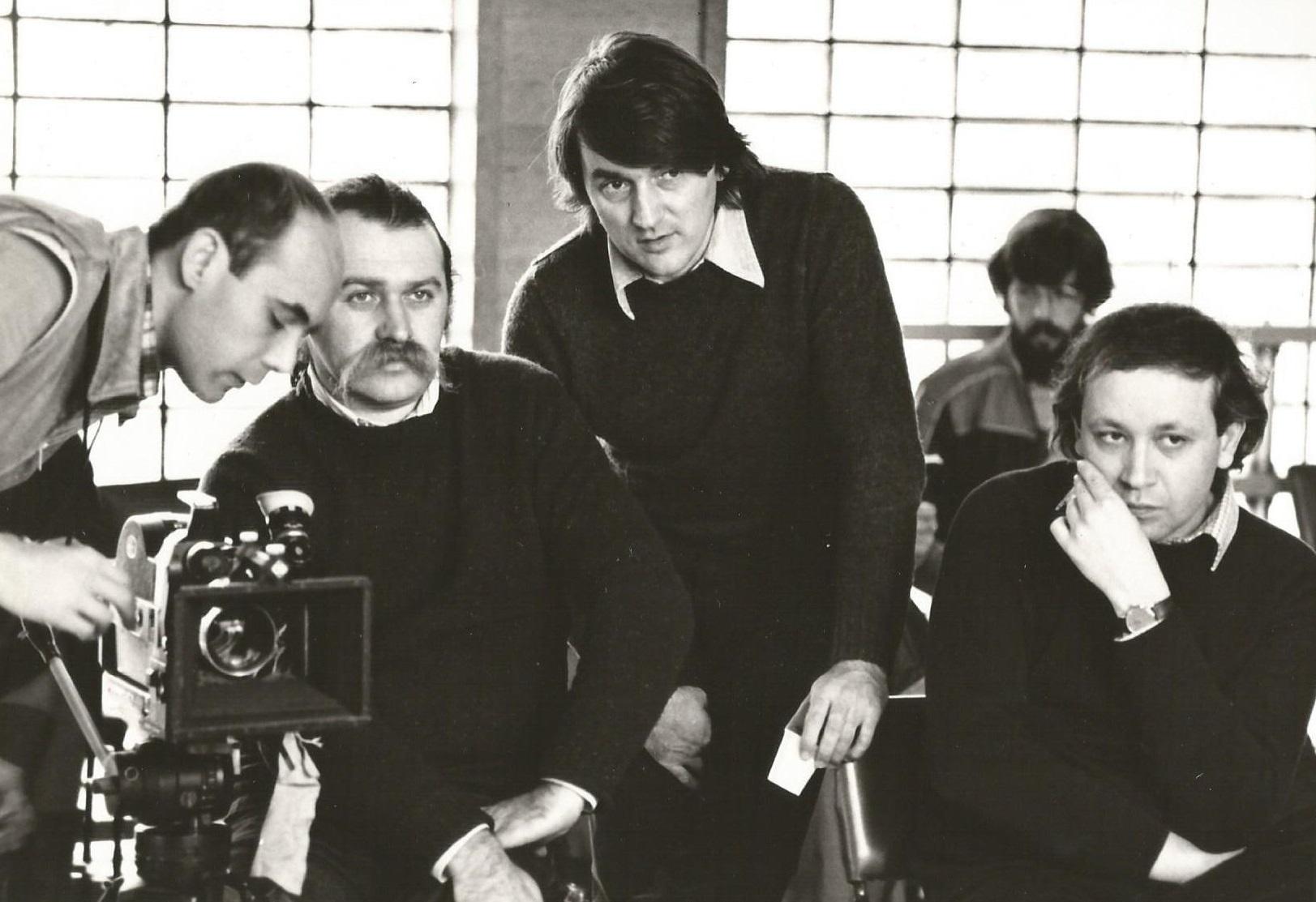 Pap Ferenc Koltai Lajossal és Erdőss Pállal