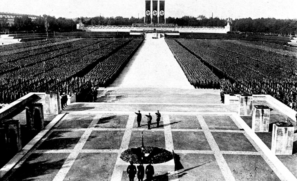 1. Kép - Az akarat diadala (Triumph des Willens. Leni Riefenstahl, 1934)