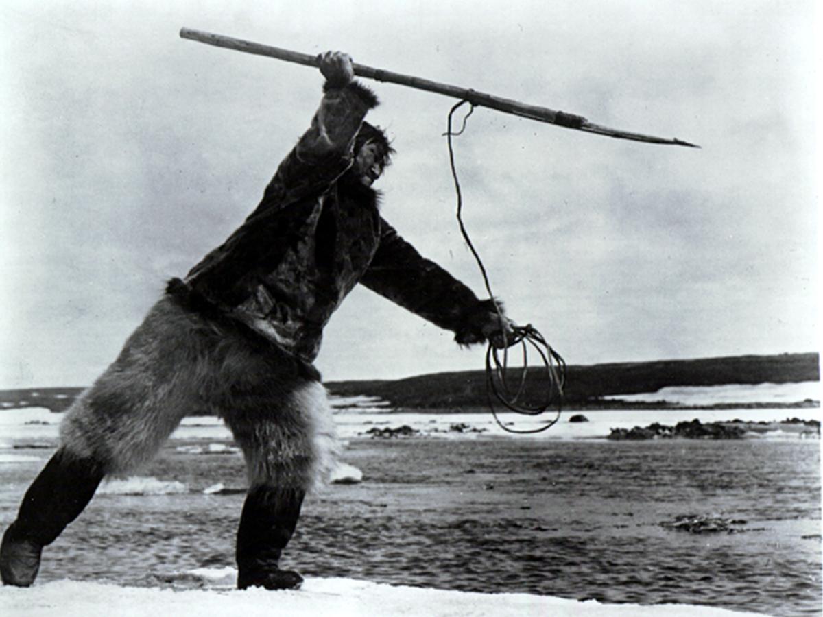 Nanuk, az eszkimó (Nanook of the North. Robert Flaherty, 1922)
