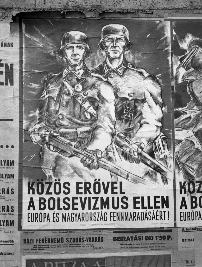 Klösz György, 1944. Fotó: Fortepan/Lissák Tivadar