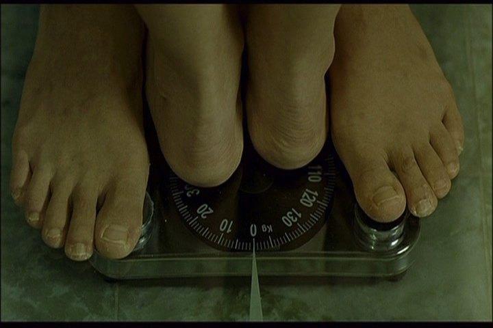 """20. kép: a """"súlytalan"""" filmkép"""