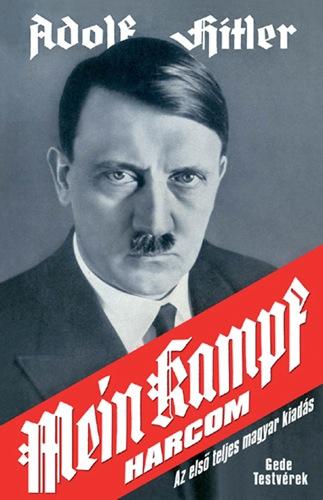 A Mein Kampf Gede Testvérek-féle kiadása