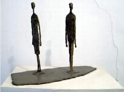 Schaár Erzsébet: Fiú és leány (1965)