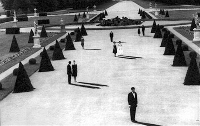 Alain Resnais: Tavaly Marienbadban (1961)