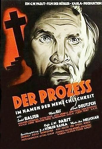 Der Prozess (G.W. Pabst, 1948)