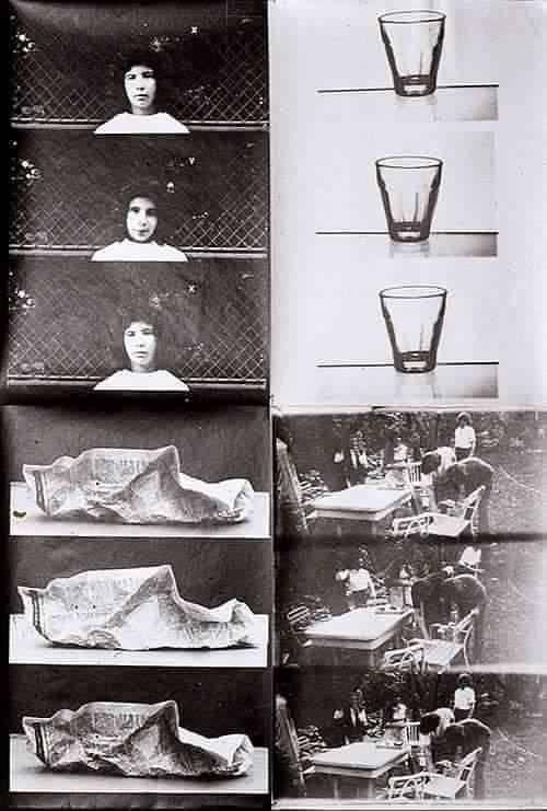 2. kép: Erdély Miklós: Azonosításelméleti vizsgálatok és Ismétléselméleti tézisek, 1974 – illusztráció