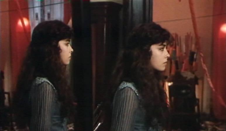 5. kép: Megkettőződések (<em>Nárcisz és Psyché</em> . Bódy Gábor, 1980)