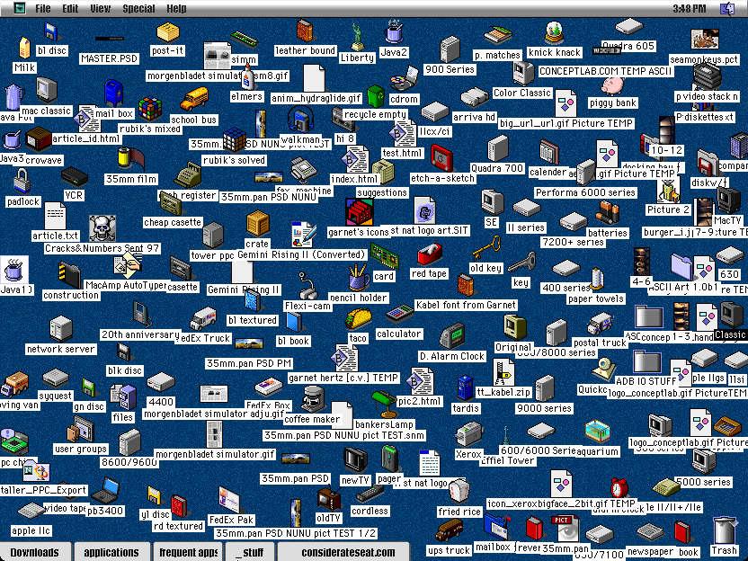 Alekszej Sulgin: <em>Desktop Is.</em>