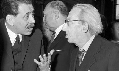 Aczél György és Lukács György