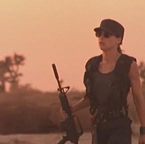 Új Hollywood új nője. Gyilkosság gondolatban - Sarah és Margi