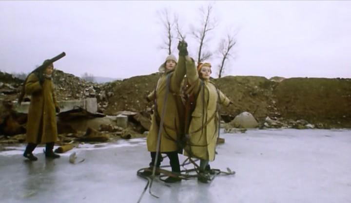 Madarak, árvák és bolondok (Vtáčkovia, siroty a blázni. Juraj Jakubisko,1969)