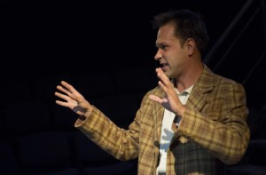 Tennessee Williams: Üvegfigurák.(Békéscsabai Jókai Színház. Szerk. Seregi Zoltán, 2013)