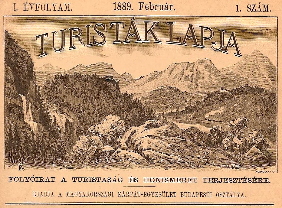 Turisták Lapja.