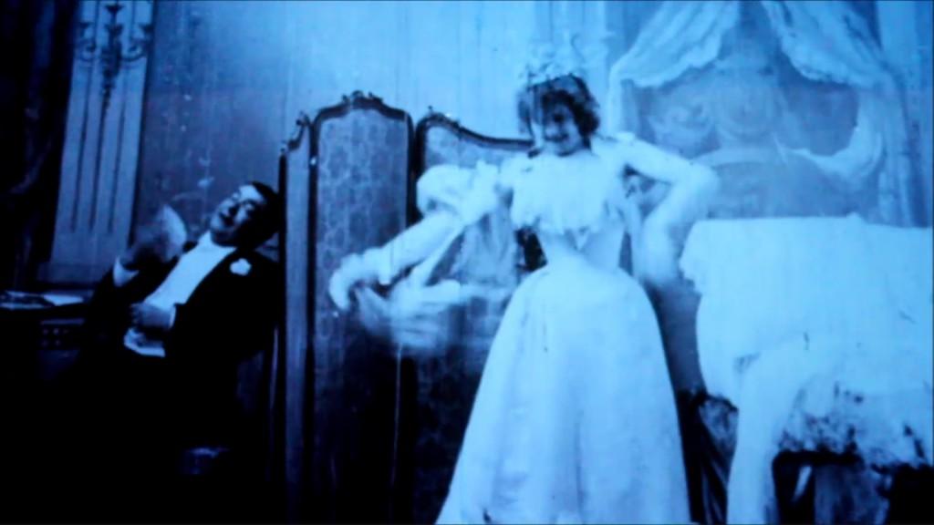 Le Coucher de la mariée (Léar, 1896)