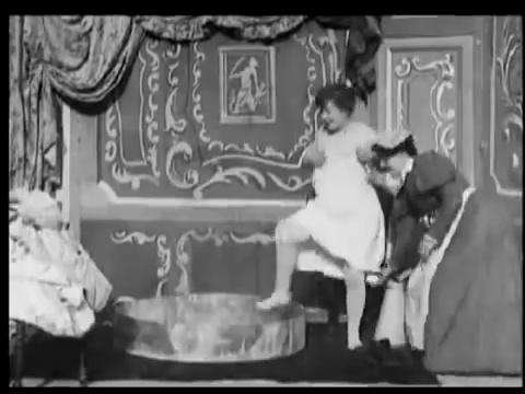 Georges Mélies Après le bal (1897)