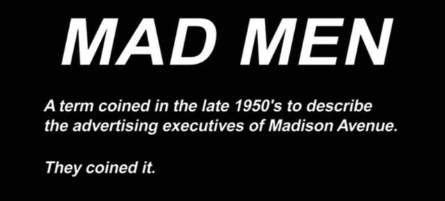 A fogyasztói társadalom diszkrét bája.Mad Men – Reklámőrültek