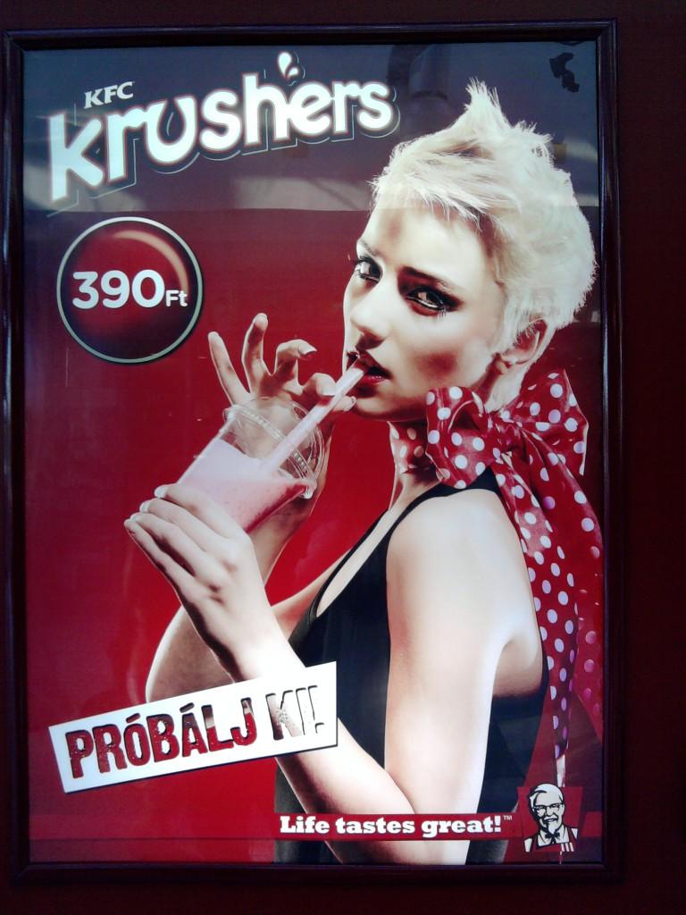 5. ábra: KFC Krushers