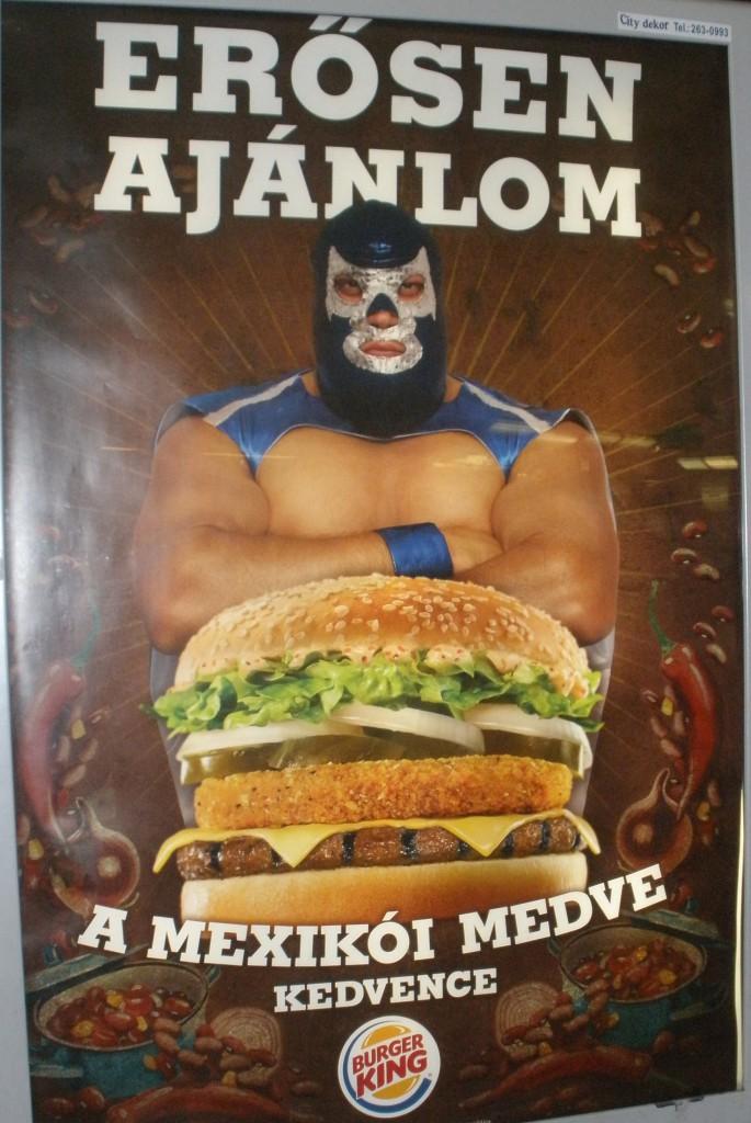 8. ábra: Burger King
