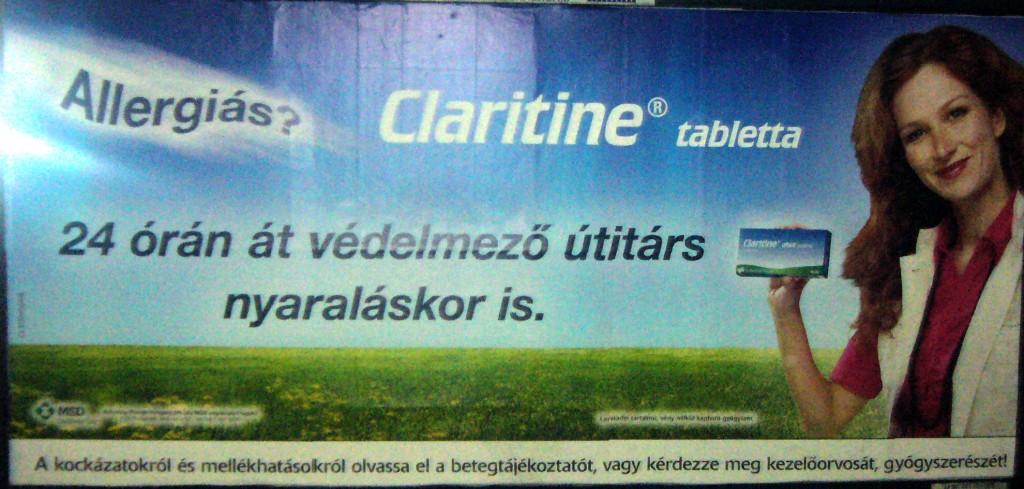 13/2. ábra: Claritine
