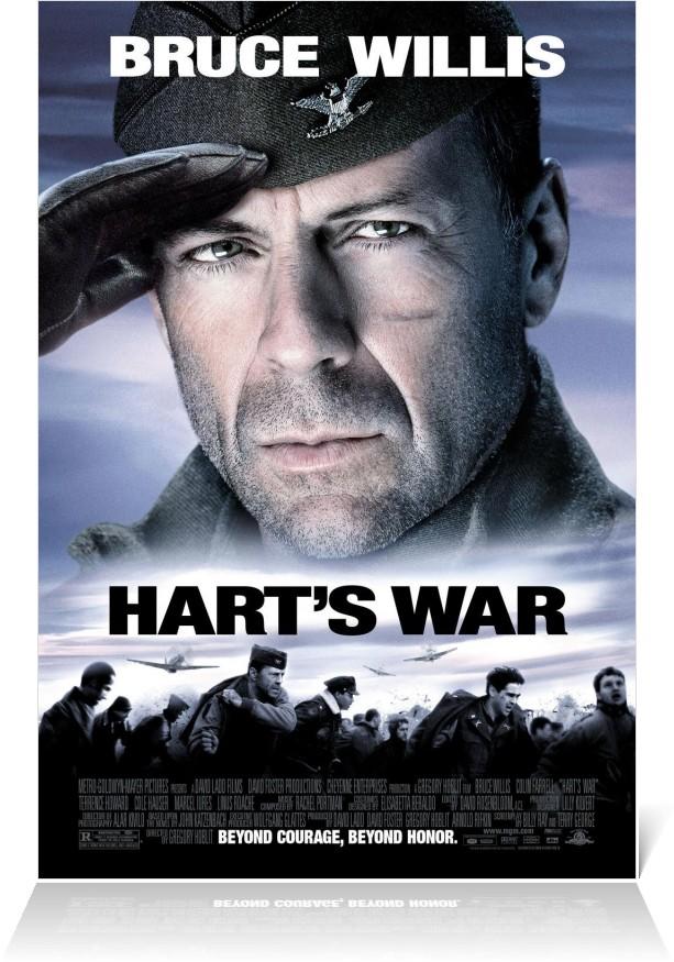 Poszter a Hart háborúja című filmhez