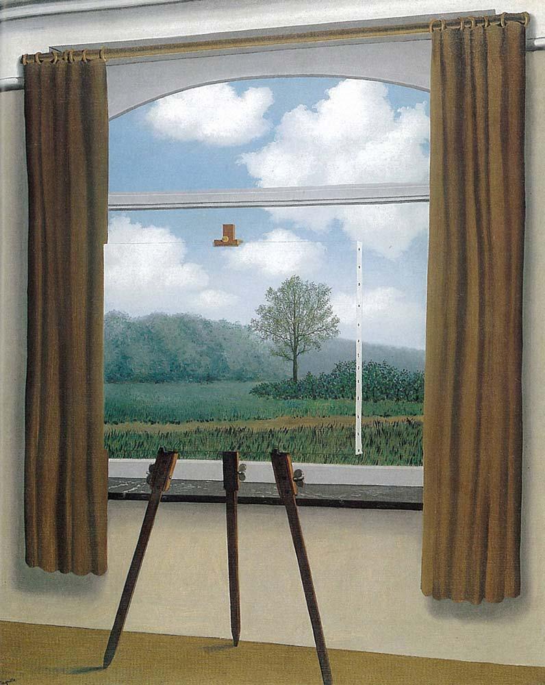René Magritte Emberi állapot