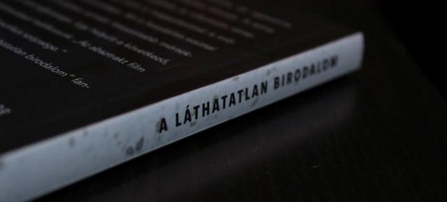 Észak-amerikai anzix? Lichter Péter: A láthatatlan birodalom. Írások a kísérleti filmről
