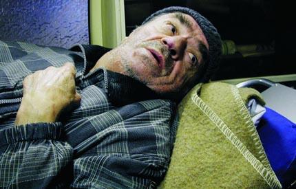 Lăzărescu úr halála (Moartea domnului Lăzărescu. Cristi Puiu, 2005)