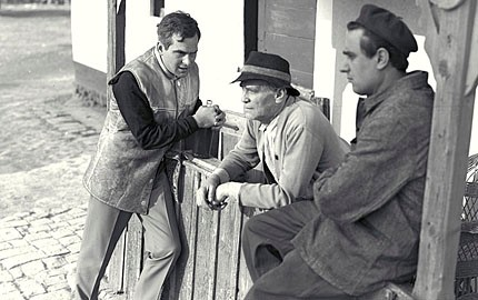 5. kép Jancsó Miklós: <em>Oldás és kötés</em> (1962)