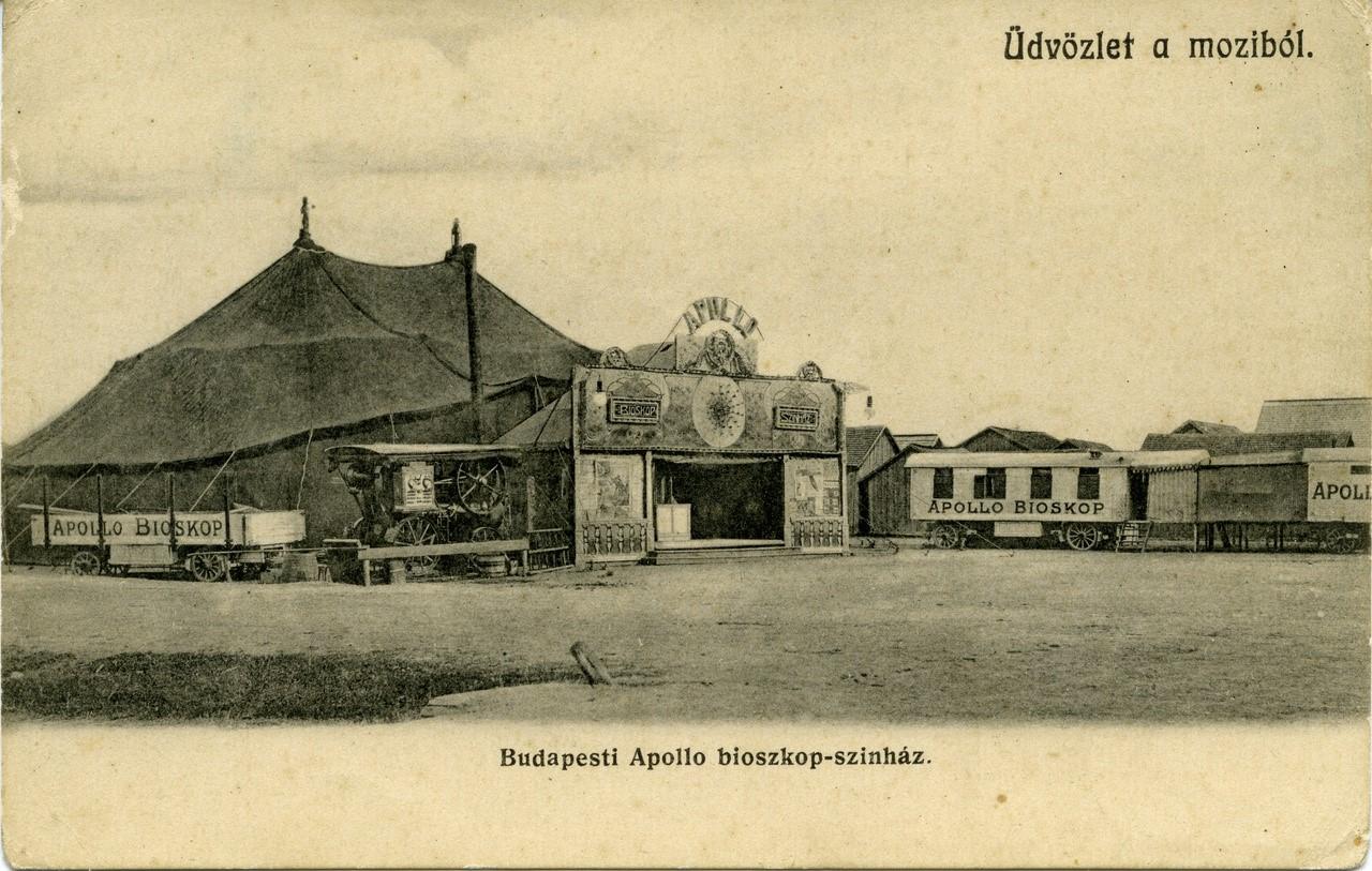 Budapesti Apollo bioszkop-színház