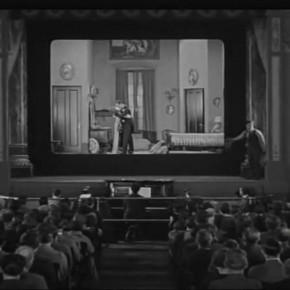 Behatolás a fikcióba: Buster Keaton Ifjabb Sherlock (Sherlock Jr., 1926)
