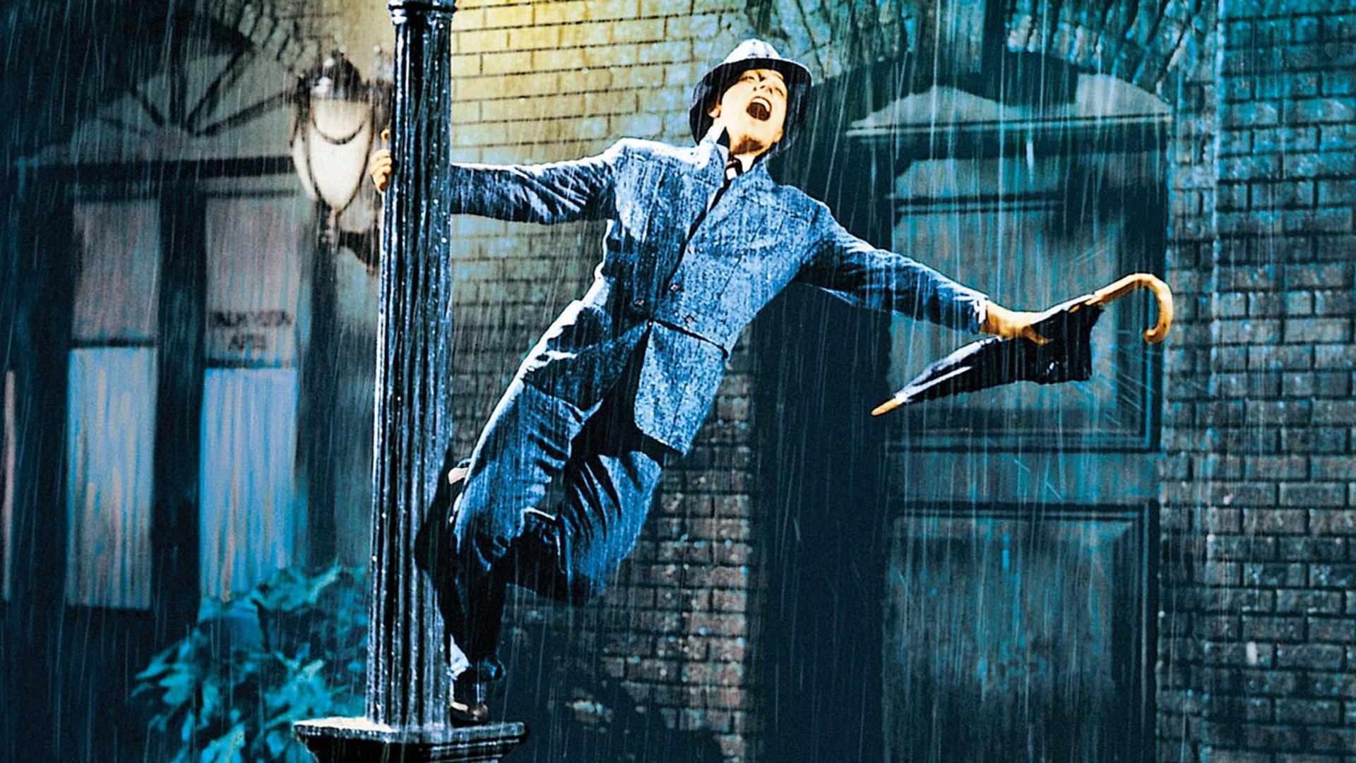 """""""A páros egyik tagja a különc, a lázadó"""" – <em>Ének az esőben</em> (1952), Gene Kelly"""