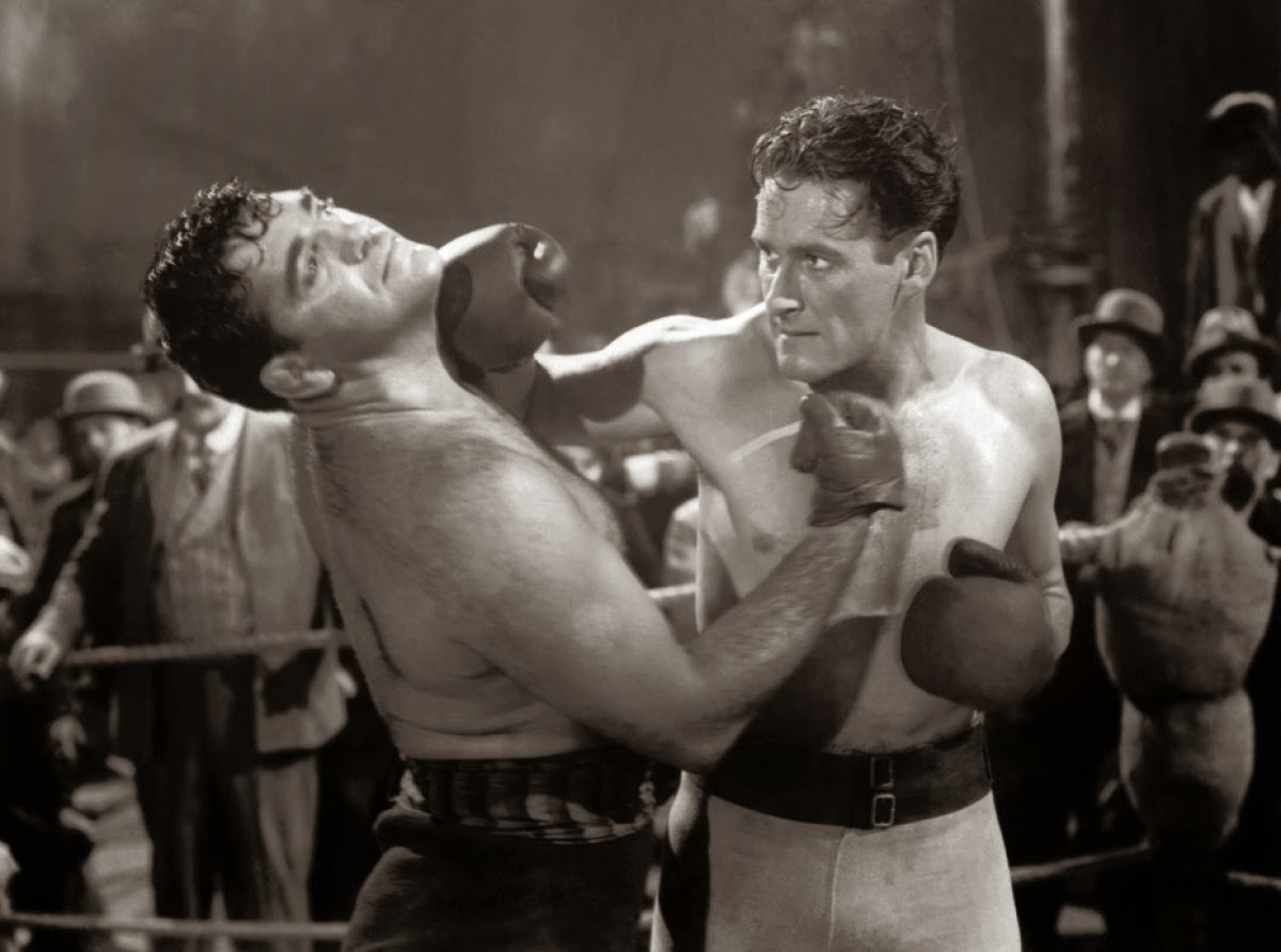 A férfi a ringben születik? – <em>Gentleman Jim</em> (1942), Errol Flynn