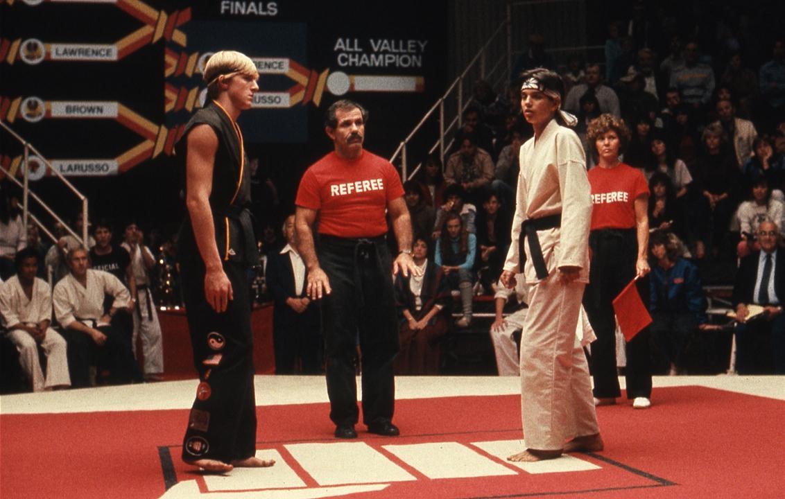 "A nyolcvanas évek ""amerikai nemzeti sportja"" – <em>Karate kölyök</em> (1984), Ralph Macchio-William Zabka"