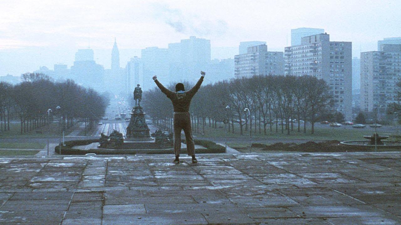 """Tiéd a világ"" – <em>Rocky</em> (1976), Sylvester Stallone"