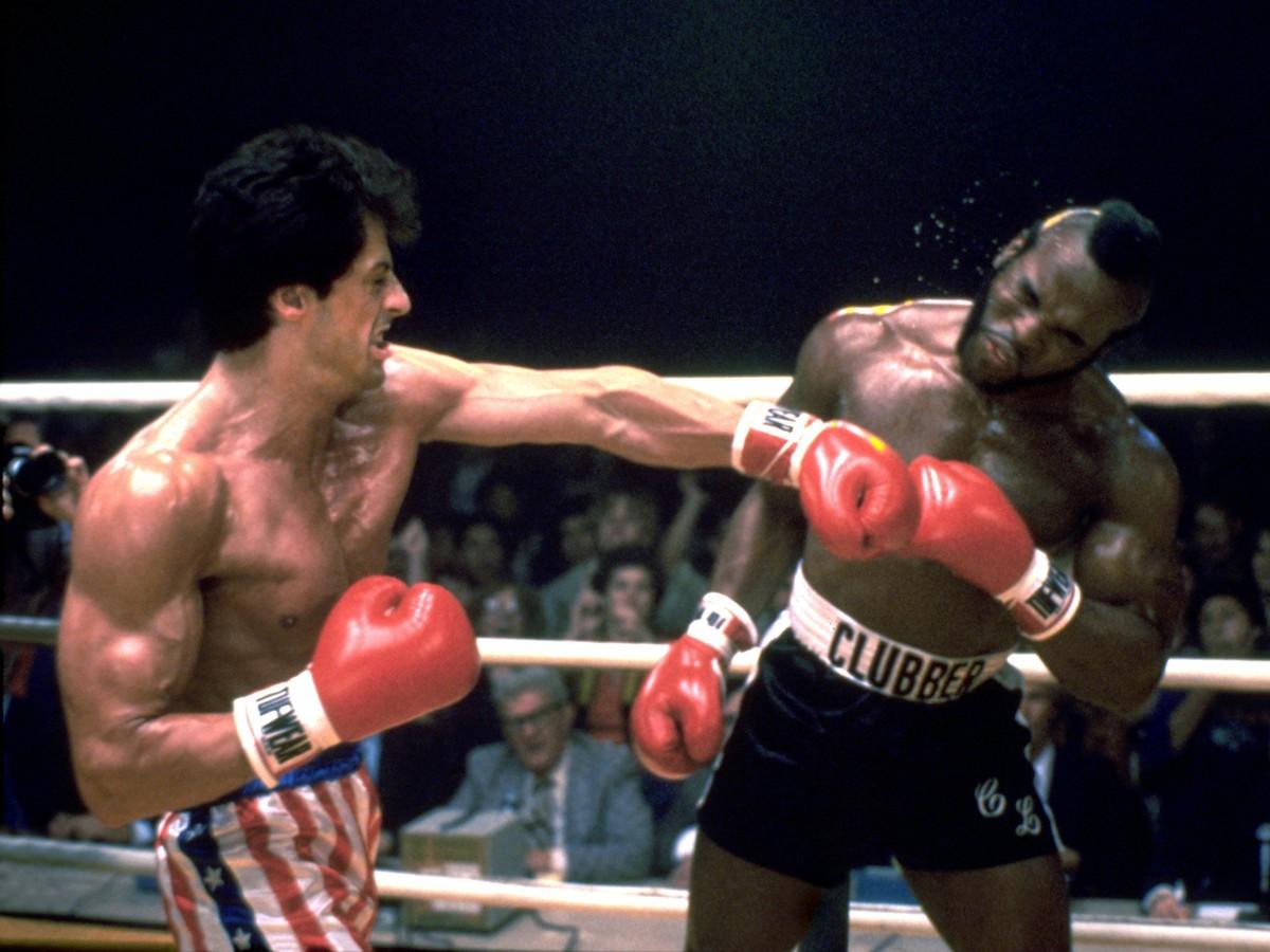 """""""Tegyük újra naggyá Amerikát"""" vagy legalábbis a fehér férfit – <em>Rocky III</em>. (1982), Sylvester Stallone-Mr. T"""