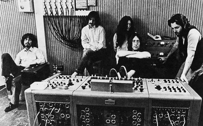A Beatles a <em>Let It Be</em> felvételei közben