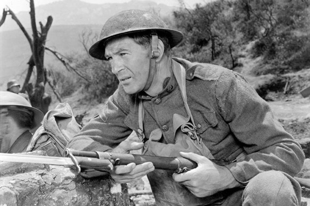 <em>York őrmester</em> (Sergeant York. Howard Hawks, 1941)