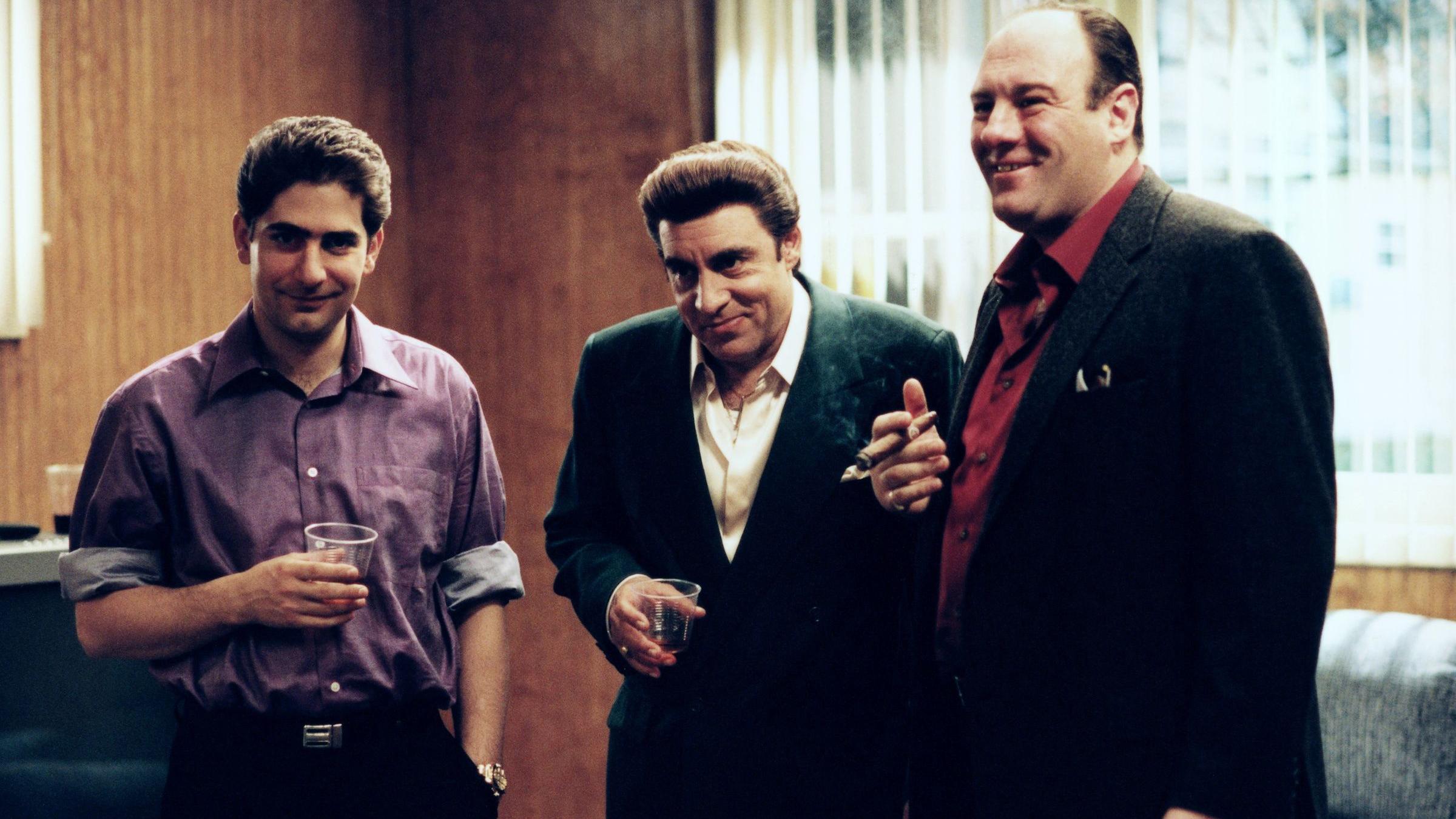 <em>Maffiózók</em> (The Sopranos. 1999-2007)