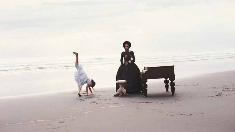 <em>Zongoralecke</em> (The Piano. Jane Campion, 1993)