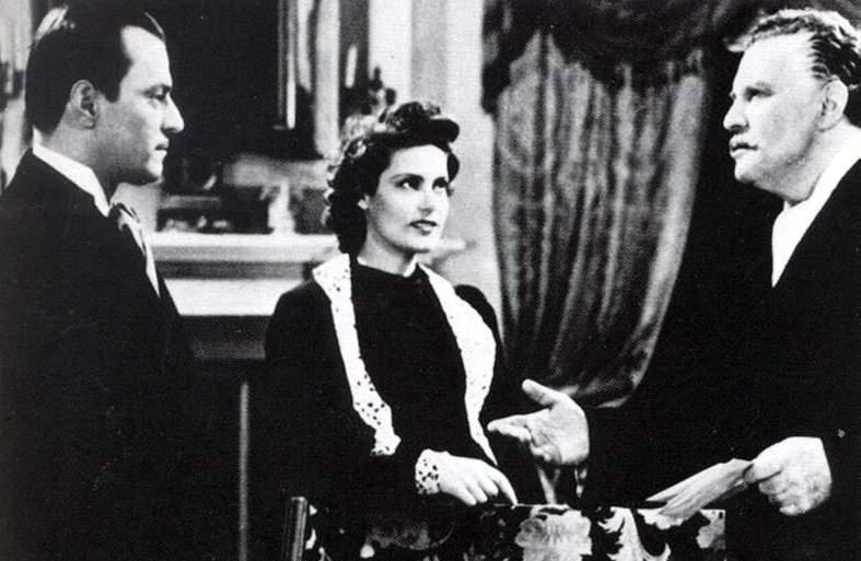 Bűnös szerelem – Kalmár László: <em>Halálos tavasz</em> (1939), Jávor Pál, Karády Katalin, Somlay Artúr