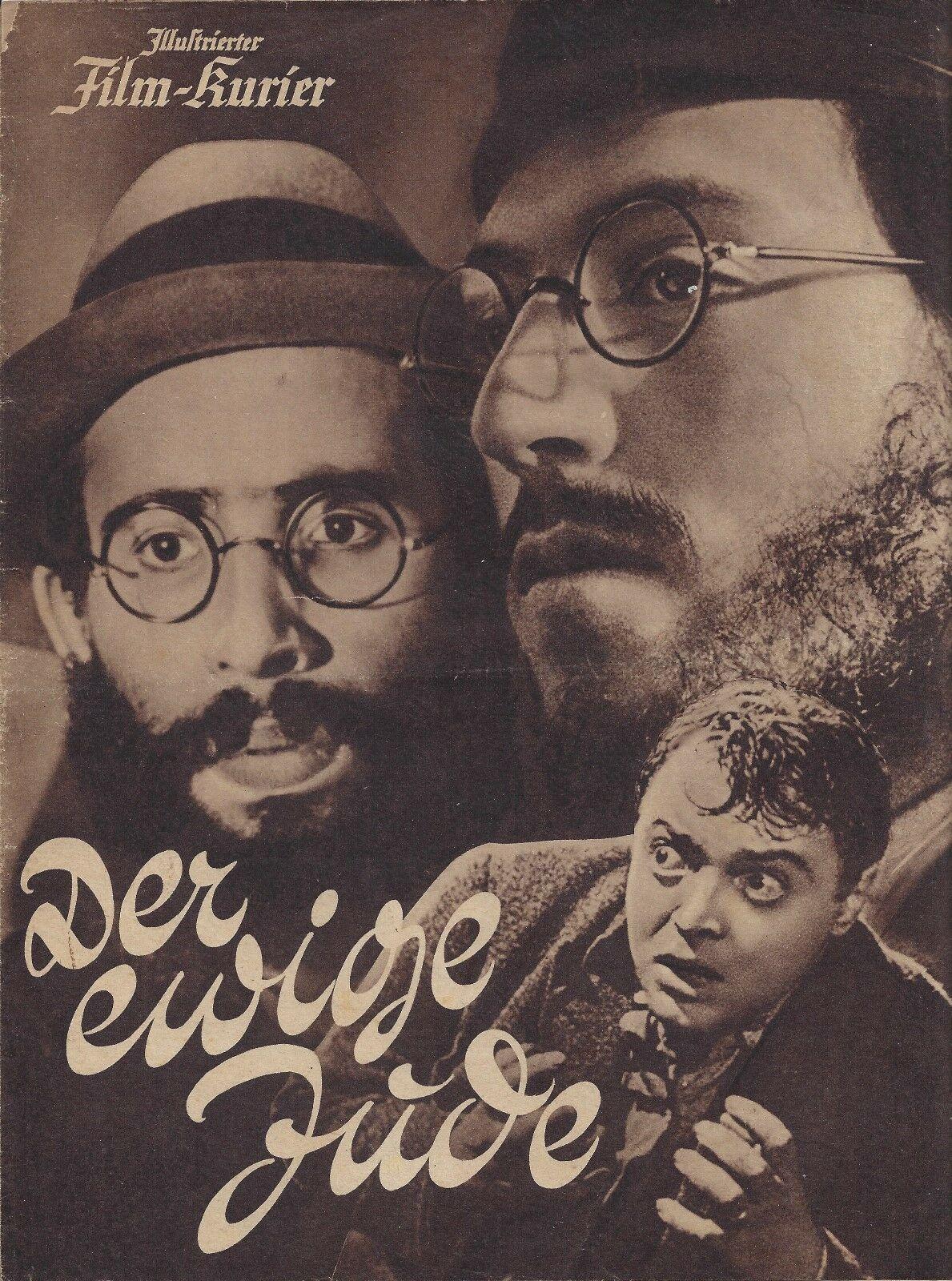 <em>Az örök zsidó</em> (Der ewige Jude. Fritz Hippler, 1940)