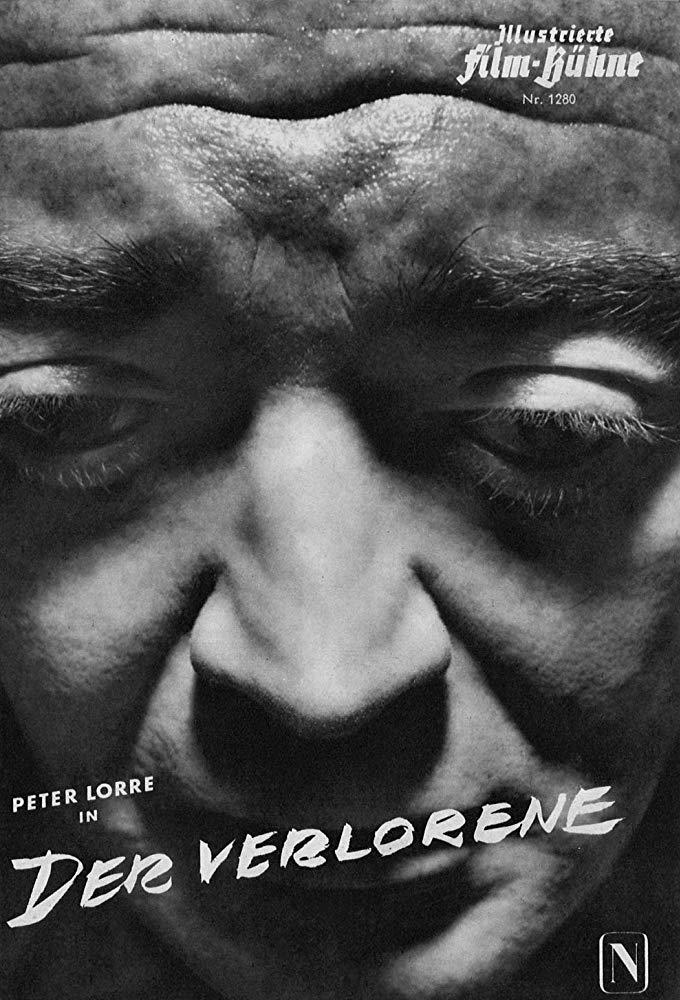 """<em>Der Verlorene</em> (Peter Lorre, 1951) – az """"elveszett"""""""