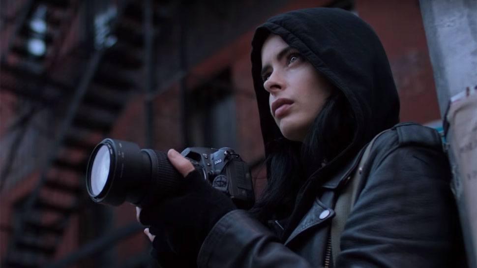 A <em>Jessica Jones</em> nyomozónője